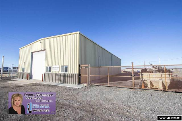 823 Coleman Circle, Casper, WY 82601 (MLS #20206716) :: Real Estate Leaders