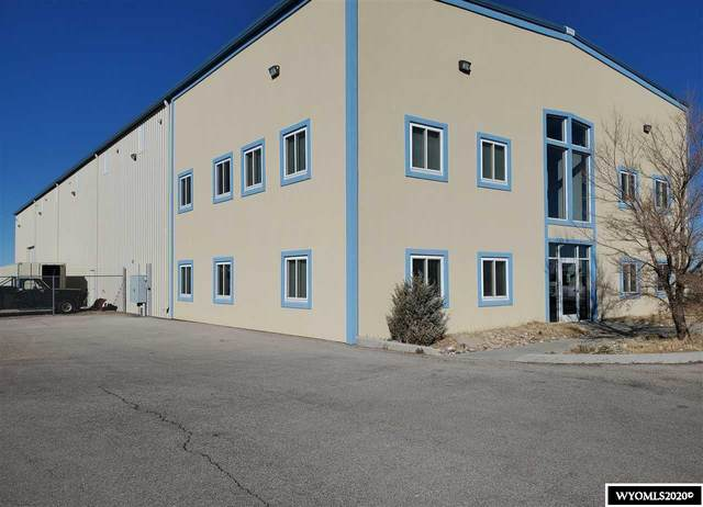 2502 Nanpap Road, Casper, WY 82601 (MLS #20206723) :: Real Estate Leaders