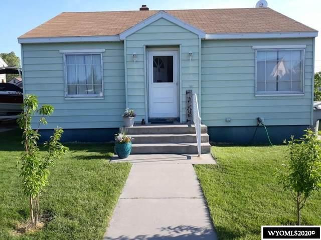 1612 W. Sage, Evanston, WY 82930 (MLS #20206729) :: Real Estate Leaders