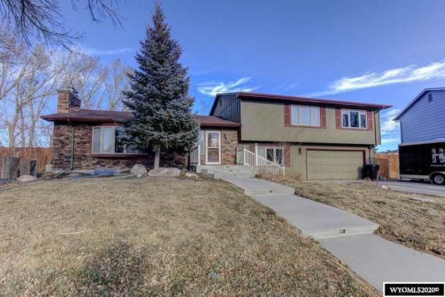 4341 Sunrise Drive, Casper, WY 82604 (MLS #20206737) :: Real Estate Leaders