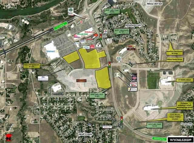 4025 Talon Drive, Casper, WY 82604 (MLS #20206742) :: RE/MAX The Group