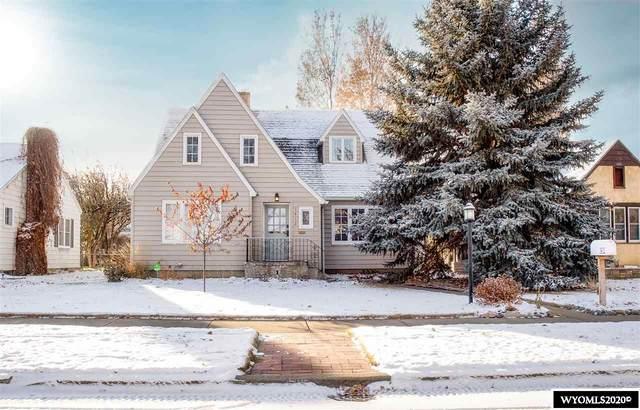 1412 Robertson Avenue, Worland, WY 82401 (MLS #20206762) :: Real Estate Leaders