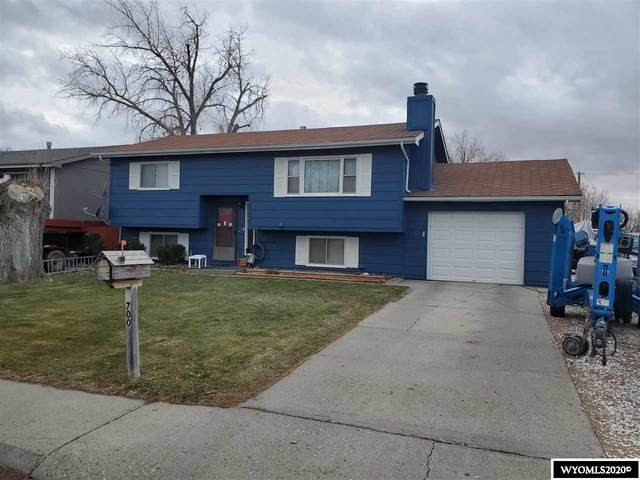700 Harrison St, Douglas, WY 82633 (MLS #20206771) :: RE/MAX The Group
