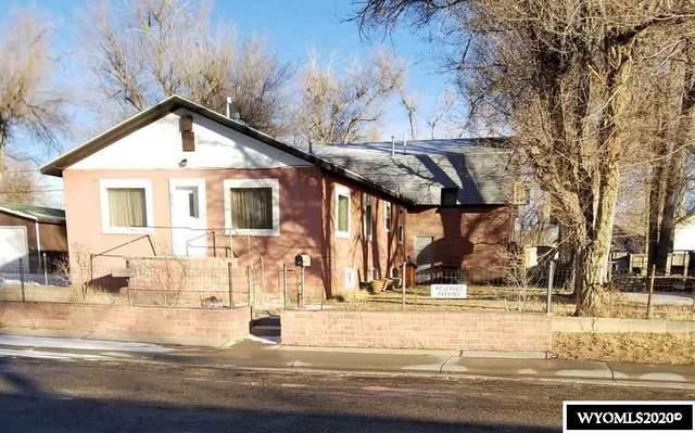925 N Park, Casper, WY 82601 (MLS #20206777) :: Real Estate Leaders