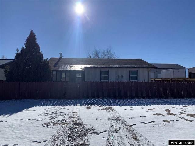 907 W Main Avenue, Saratoga, WY 82331 (MLS #20206778) :: Lisa Burridge & Associates Real Estate