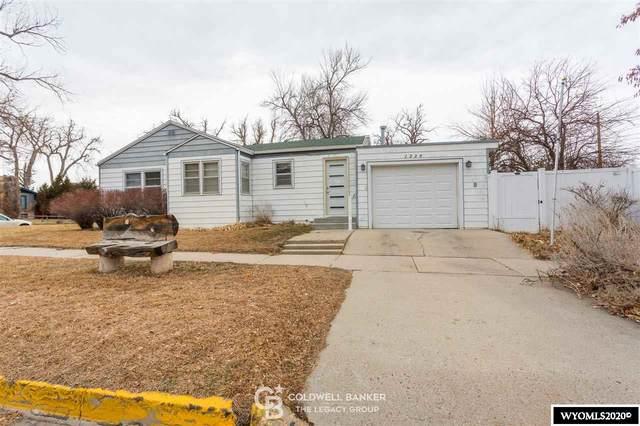 1228 W 14th Street, Casper, WY 82604 (MLS #20206780) :: Lisa Burridge & Associates Real Estate