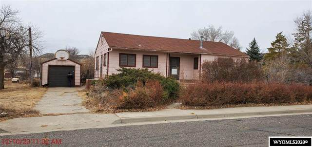322 N 8th Street, Thermopolis, WY 82443 (MLS #20206789) :: RE/MAX The Group