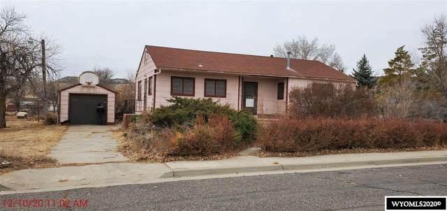 322 N 8th Street, Thermopolis, WY 82443 (MLS #20206789) :: Lisa Burridge & Associates Real Estate