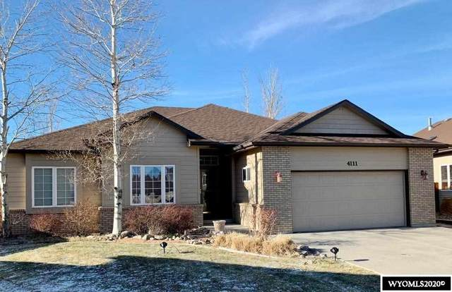 4111 Stafford Court, Casper, WY 82609 (MLS #20206839) :: Real Estate Leaders