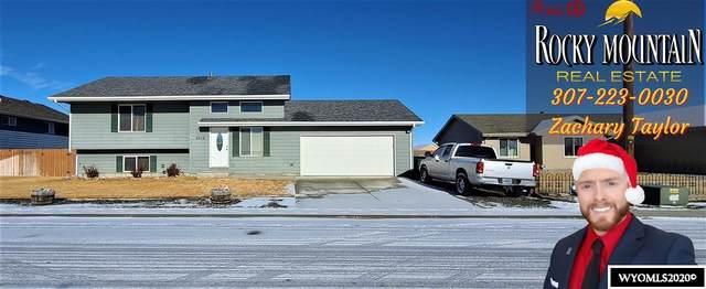 2010 Sioux Trail, Bar Nunn, WY 82601 (MLS #20206849) :: Real Estate Leaders