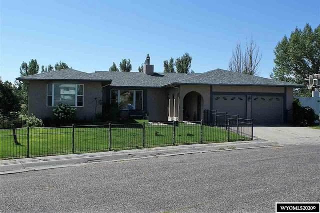 1551 Cottonwood Avenue, Wheatland, WY 82201 (MLS #20206853) :: RE/MAX The Group