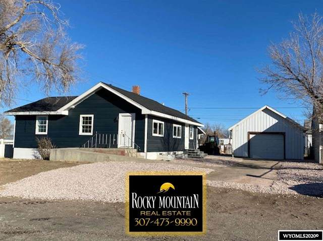 525 N Elk Street, Casper, WY 82601 (MLS #20206858) :: RE/MAX Horizon Realty