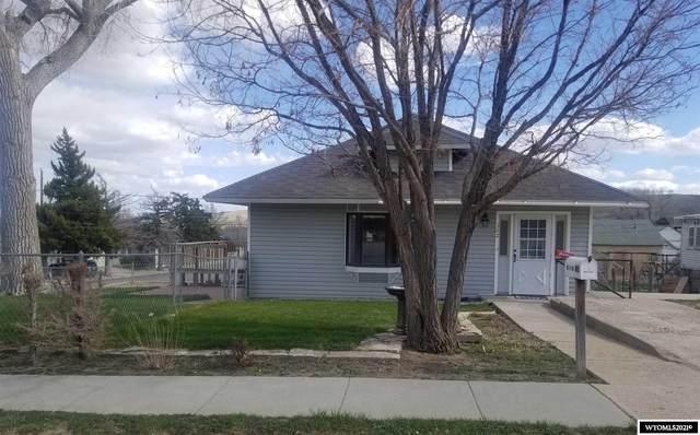 902 W Pine Street, Rawlins, WY 82301 (MLS #20206878) :: Broker One Real Estate