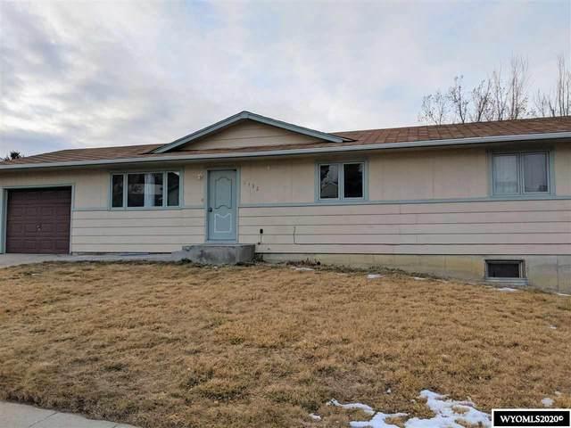 2132 Thorndike, Casper, WY 82601 (MLS #20206948) :: Lisa Burridge & Associates Real Estate