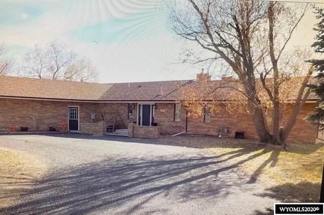 3225 Riverside, Riverton, WY 82501 (MLS #20206953) :: Real Estate Leaders