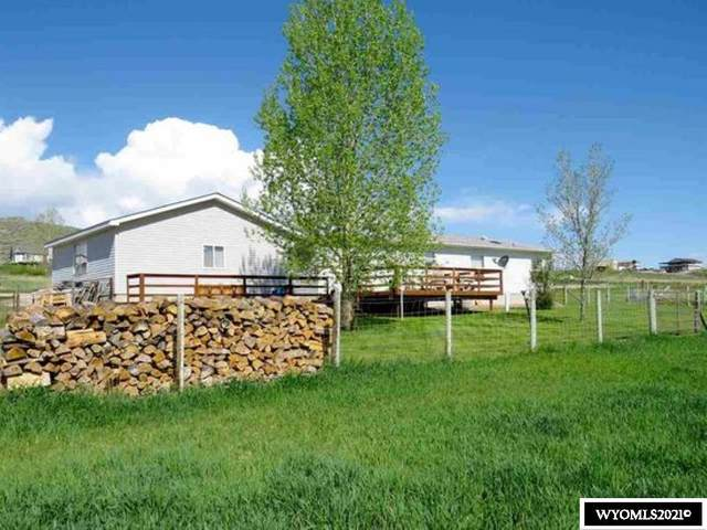 53 Del Ray Drive, Lander, WY 82520 (MLS #20206973) :: RE/MAX The Group