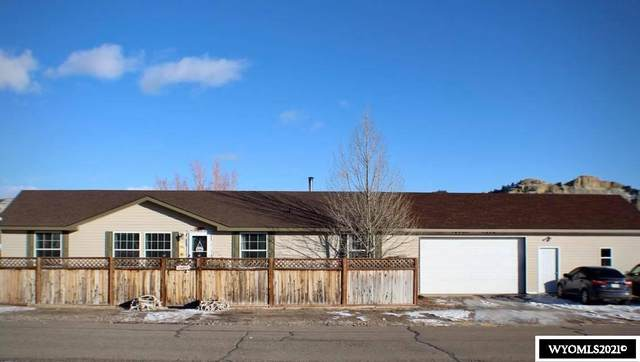 431 S Cedar Street, La Barge, WY 83123 (MLS #20206978) :: Real Estate Leaders