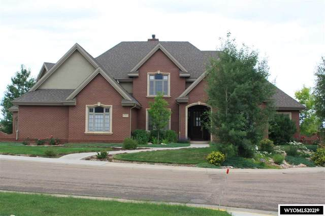 1162 Dutton Court, Laramie, WY 82072 (MLS #20210007) :: Lisa Burridge & Associates Real Estate