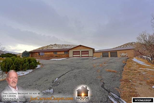 4600 Skyline Road, Casper, WY 82604 (MLS #20210019) :: RE/MAX The Group
