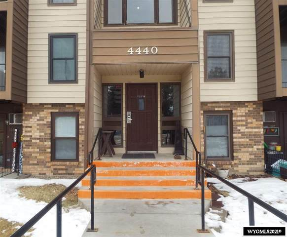 4440 S Poplar Unit 208 B, Casper, WY 82604 (MLS #20210029) :: RE/MAX The Group