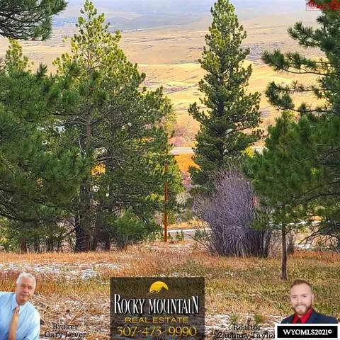 McCann Tracts 8A, 8B, & 8C, Casper, WY 82604 (MLS #20210030) :: RE/MAX The Group