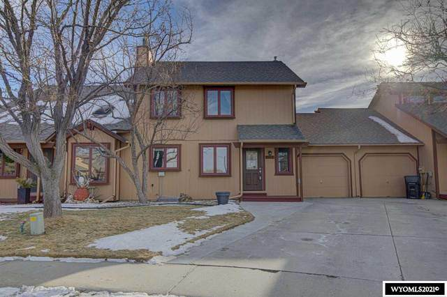3334 Oxcart Court, Casper, WY 82604 (MLS #20210034) :: Real Estate Leaders