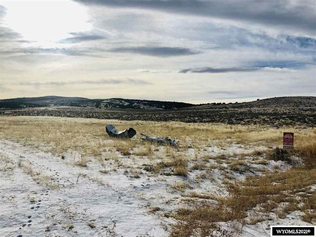 325 Fredrick, Thermopolis, WY 82443 (MLS #20210039) :: RE/MAX The Group