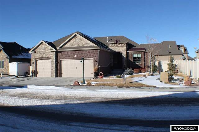 2431 Cache Valley Drive, Rock Springs, WY 82901 (MLS #20210045) :: Real Estate Leaders