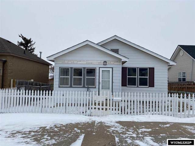 108 E Buffalo Street, Rawlins, WY 82301 (MLS #20210049) :: RE/MAX The Group