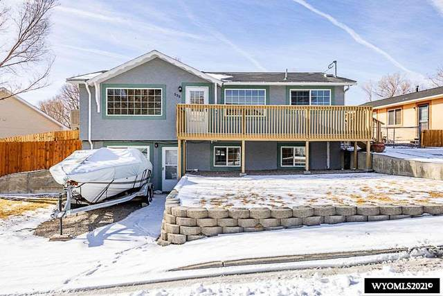 535 Hillcrest Way, Green River, WY 82935 (MLS #20210058) :: RE/MAX Horizon Realty