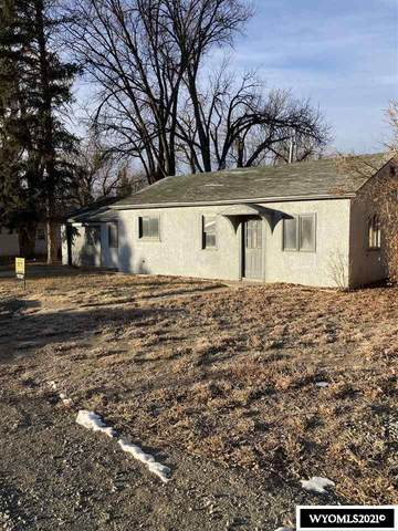 210 N Miles Avenue, Fort Laramie, WY 82212 (MLS #20210064) :: Real Estate Leaders