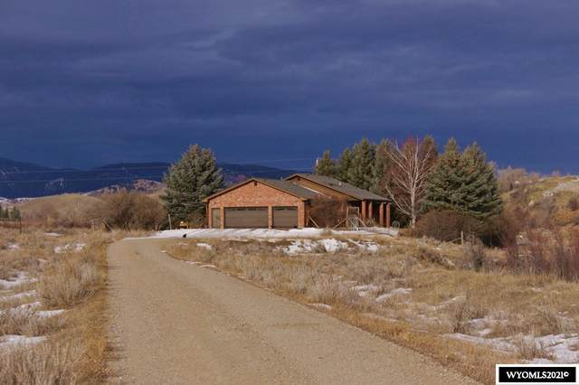 12 Canal Road, Buffalo, WY 82834 (MLS #20210067) :: RE/MAX The Group