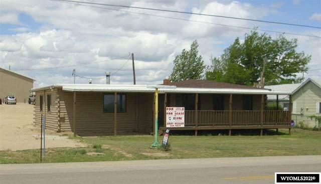 3702 N Salt Creek, Casper, WY 82601 (MLS #20210068) :: Real Estate Leaders