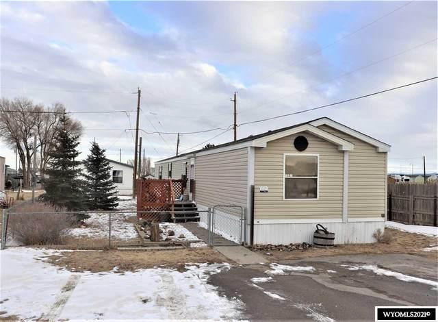 3650 Harvey Place, Casper, WY 82601 (MLS #20210073) :: Lisa Burridge & Associates Real Estate