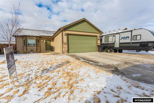 850 Fossil Butte, Mills, WY 82644 (MLS #20210079) :: Real Estate Leaders