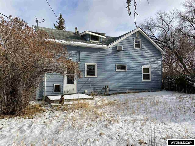 175 Cedar Street, Buffalo, WY 82834 (MLS #20210082) :: Real Estate Leaders