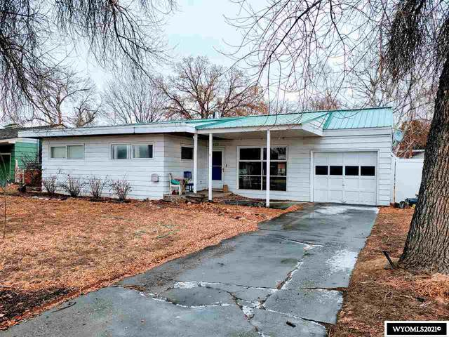 625 S 8th Street, Worland, WY 82401 (MLS #20210083) :: Real Estate Leaders