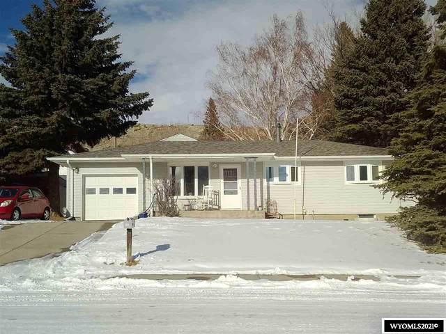 201 El Rancho, Rawlins, WY 82301 (MLS #20210086) :: Lisa Burridge & Associates Real Estate