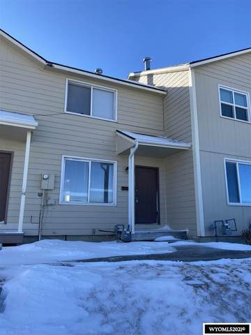 105 D College, Rock Springs, WY 82901 (MLS #20210087) :: RE/MAX Horizon Realty