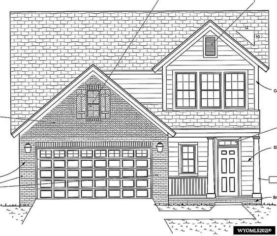 841 Dusty Terrace, Mills, WY 82644 (MLS #20210090) :: Lisa Burridge & Associates Real Estate