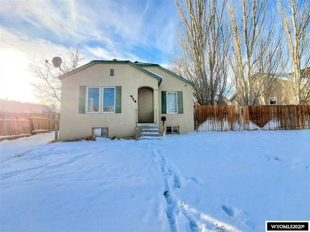 914 7th Street, Rawlins, WY 82331 (MLS #20210093) :: RE/MAX The Group