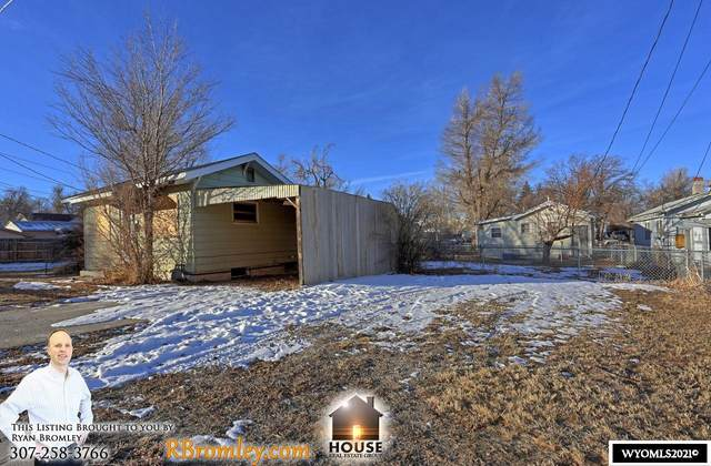 520 S Conwell, Casper, WY 82601 (MLS #20210108) :: Real Estate Leaders