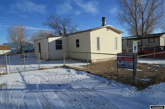 121 Elder, Riverton, WY 82501 (MLS #20210118) :: Lisa Burridge & Associates Real Estate