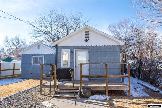 514 N Broadway Avenue, Riverton, WY 82501 (MLS #20210123) :: Real Estate Leaders