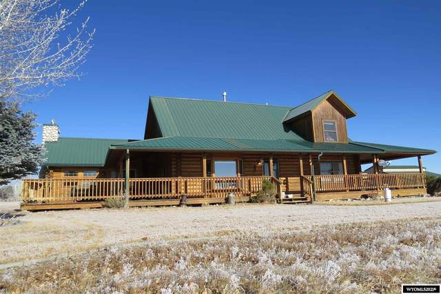 64 Coen, Riverton, WY 82501 (MLS #20210129) :: Real Estate Leaders