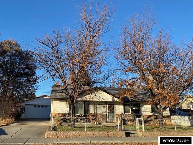 112 E Pershing Avenue, Riverton, WY 82501 (MLS #20210133) :: Lisa Burridge & Associates Real Estate