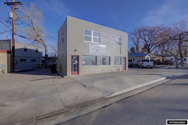 814 & 818 W 15th Street, Casper, WY 82601 (MLS #20210138) :: RE/MAX The Group
