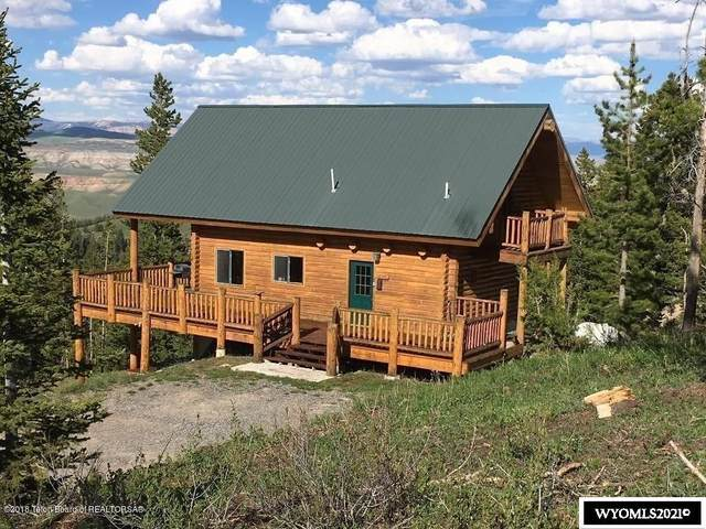 254 Union Pass Road, Dubois, WY 82513 (MLS #20210151) :: Real Estate Leaders