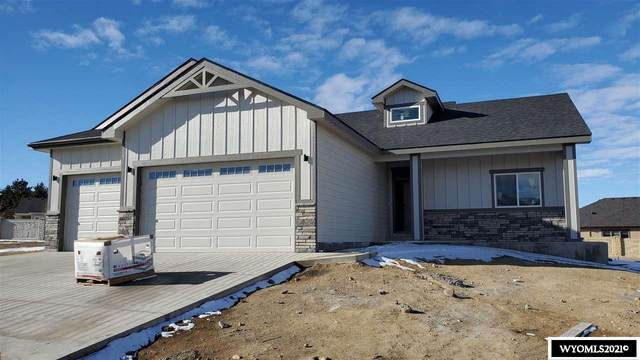5301 Dolomite Circle, Casper, WY 82609 (MLS #20210156) :: RE/MAX The Group