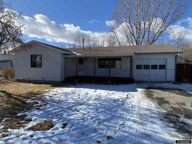 502 Summit Drive, Riverton, WY 82501 (MLS #20210157) :: Real Estate Leaders